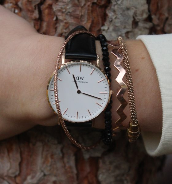 ALWAYS IN TIME WITH DANIEL WELLINGTON