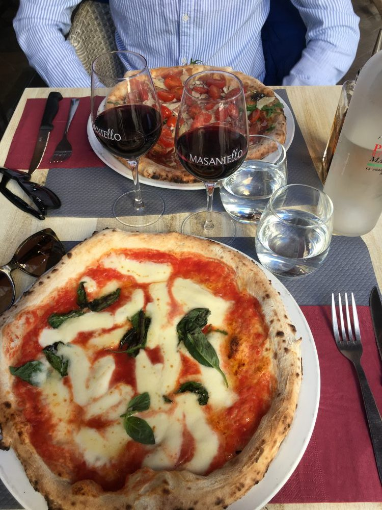Pizzria Masaniello à Bordeaux