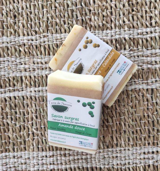 La savonnerie à Angers Terre de savons