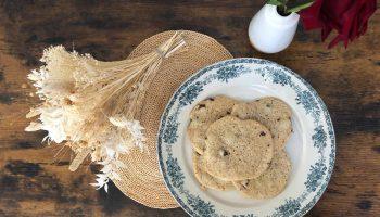 Ma recette de cookies aux pépites de chocolat…