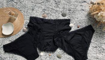 Mon avis sur les culottes menstruelles Eve & Co