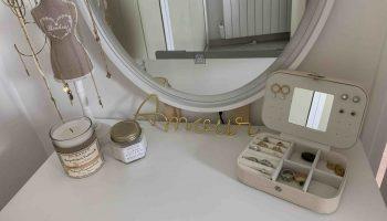 Ma boite à bijoux – mon rangement de la rentrée
